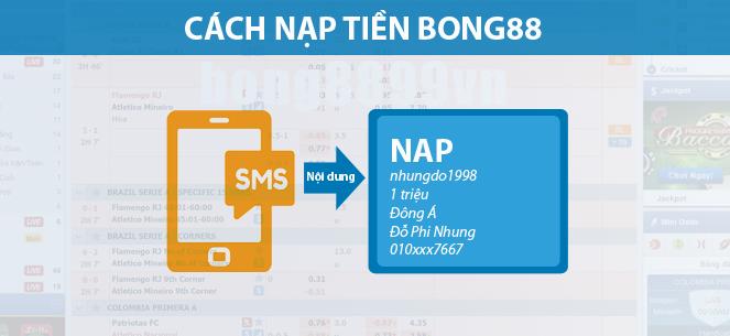 cach nap tien bong88